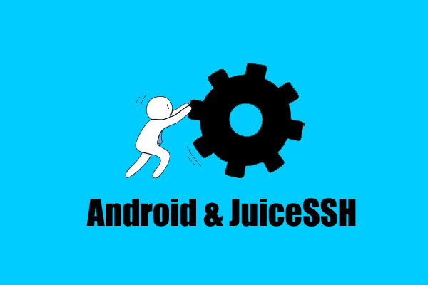 Android 使用 JuiceSSH 应用连接并管理搬瓦工教程